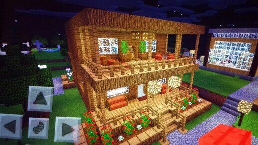 Minecraft House Minecraft Pinterest Minecraft Ideen Minecraft - Minecraft spiele filme