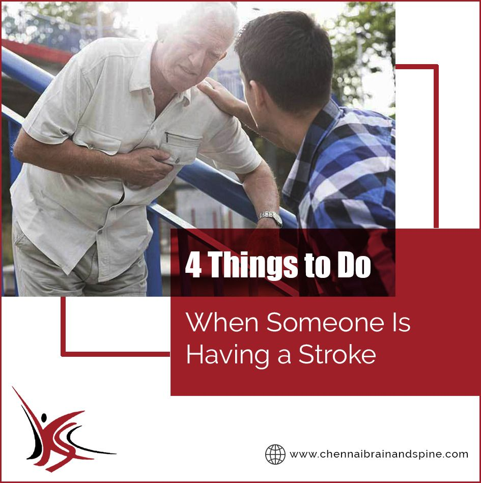 When a person is having a stroke, every second count. The