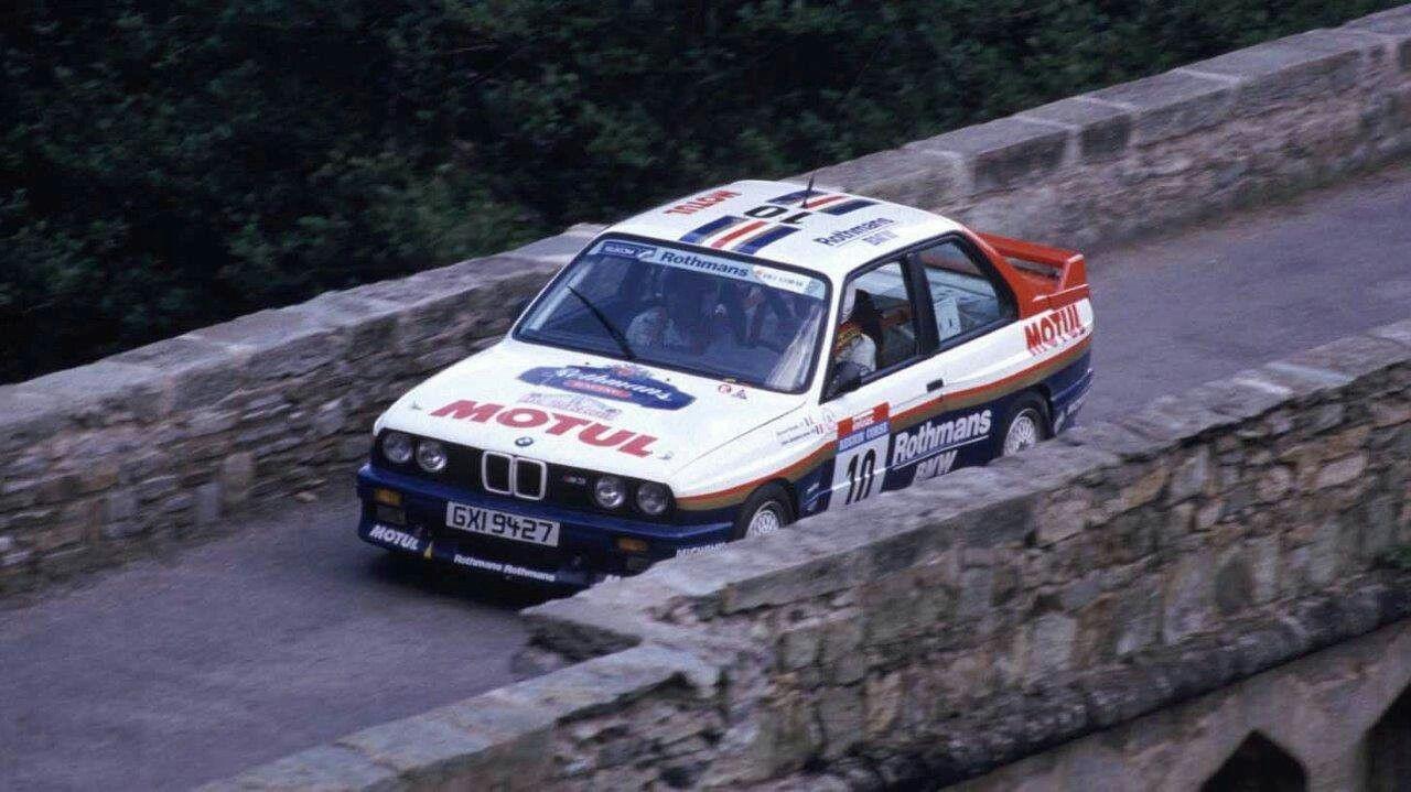 Prodrive Prodrive Motorsport Advanced Technology Heritage 1987