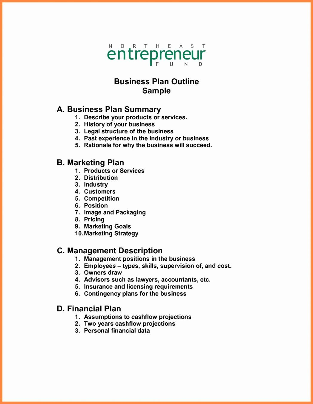 Insurance Agency Business Plan Template Free In 2020 Business