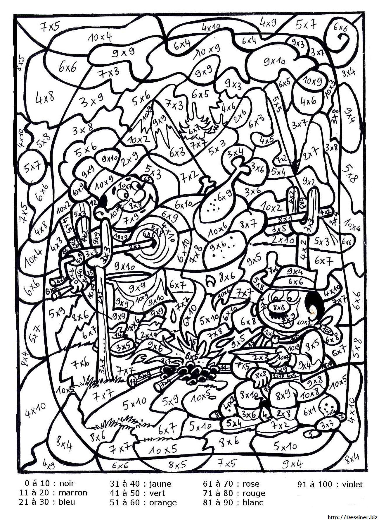 Coloriage Magique Difficile Coloriagemagique Coloring Books