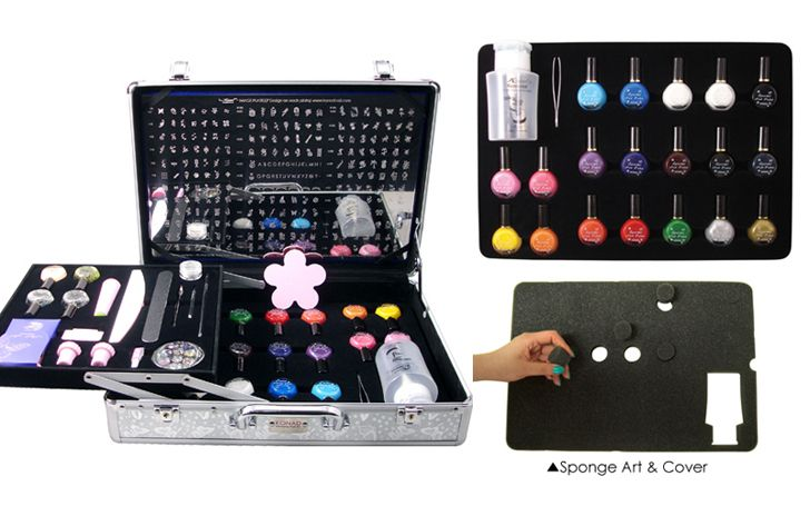 Nail Art Kit 4