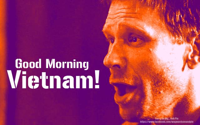Lucifer Good Morning Vietnam Good Morning Vietnam Supernatural Lucifer Vietnam