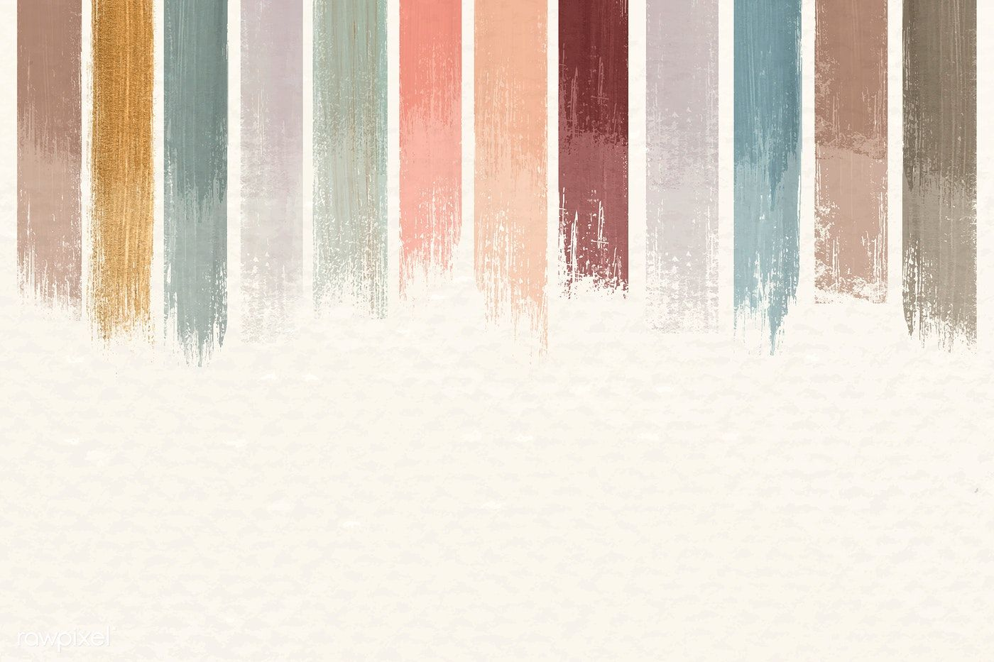 Pastel Acrylic Abstract Background Vector Free Image By Rawpixel