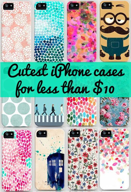 This site has the cutest iPhone cases for SO cheap!! definitely ordering a couple. And you get an extra 10% off with the promo code studentrate10 https://www.cellz.com/?utm_source=str&utm_medium=ads&utm_campaign=studentrate