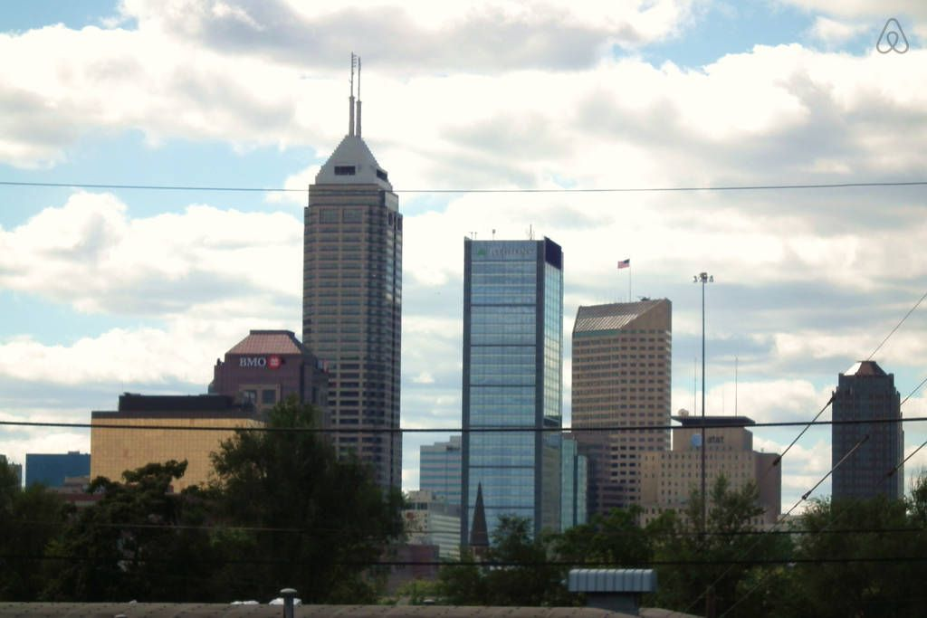 Downtown home vacation rental in indianapolis indiana