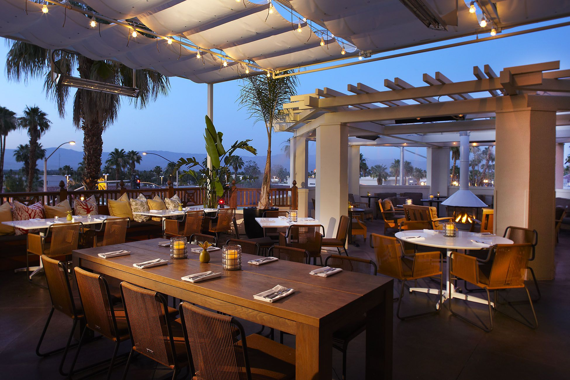 The Best Outdoor Dining Restaurants In America According To