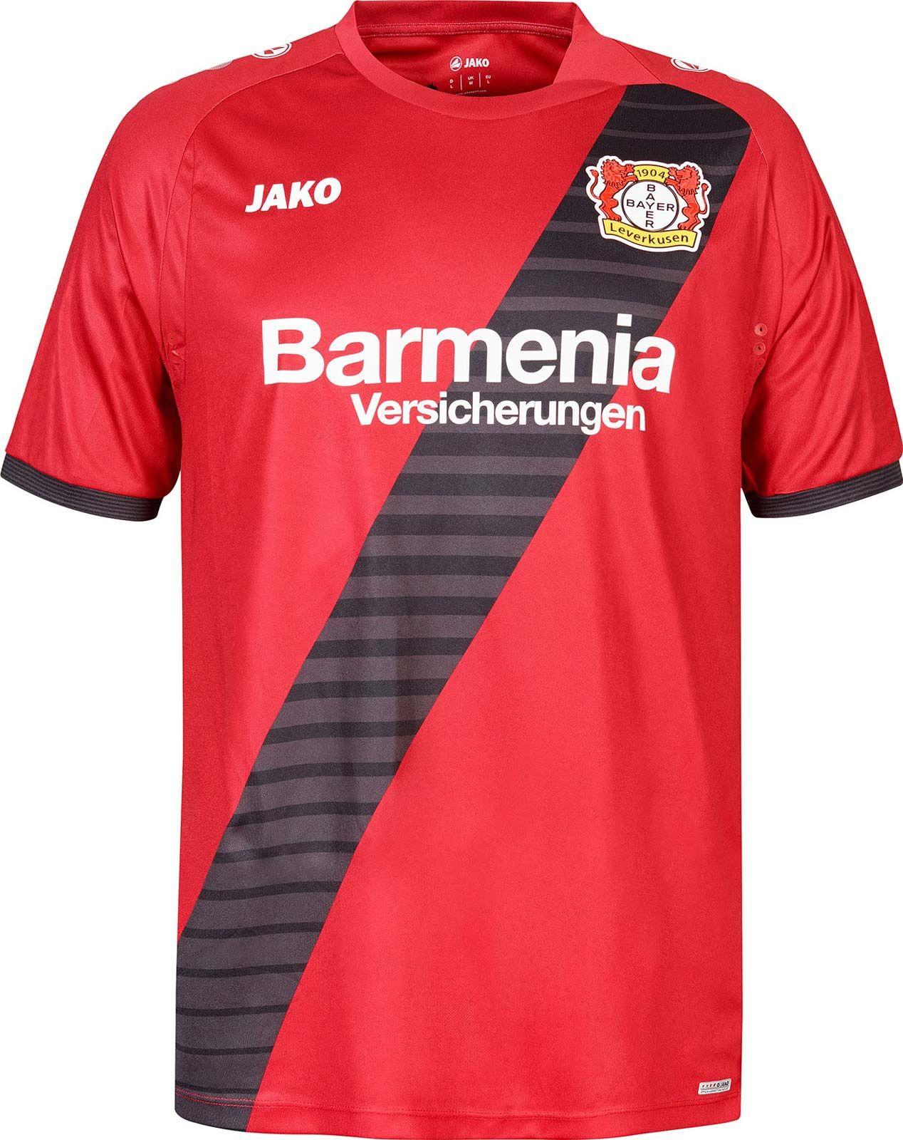 Bayer Leverkusen 16 17 Away Kit Released Soccer Shirts Soccer Jersey Football Shirts