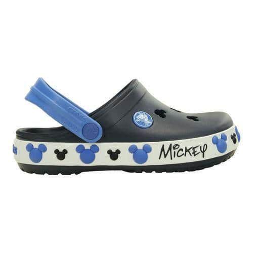 Sandali blu elettrico per unisex Crocs Crocband BUH31