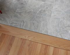Transition Time How To Connect Tile And Hardwood Floors