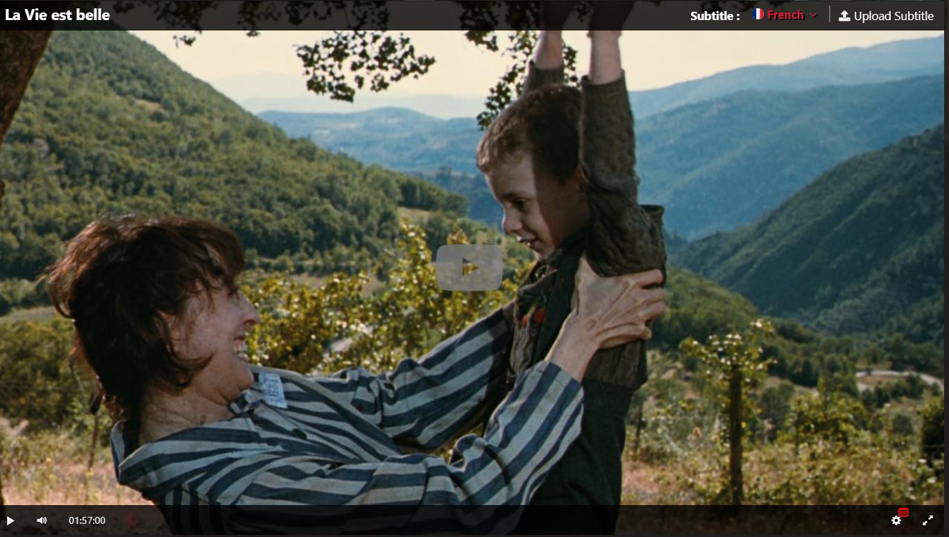 Hd La Vie Est Belle 1997 Film Complet En Francais Life Is Beautiful Pretty Movie Beautiful Film