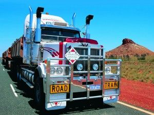 Western Star Trucks In Australia Western Star Trucks Road Train