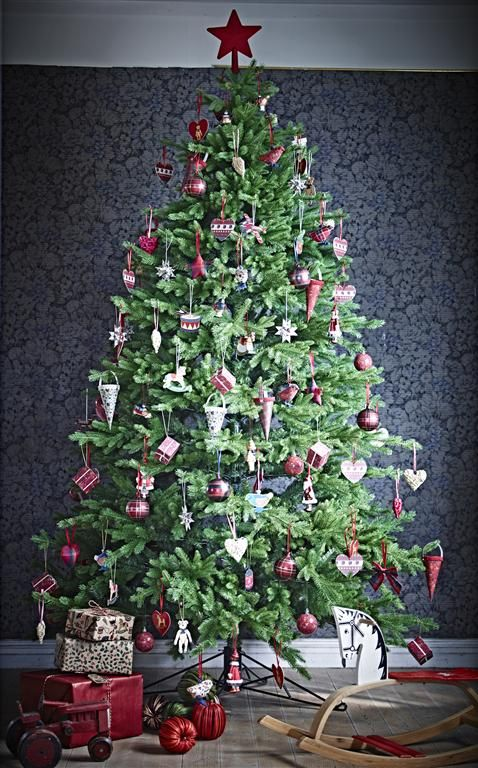 SNÖMYS hanging decoration