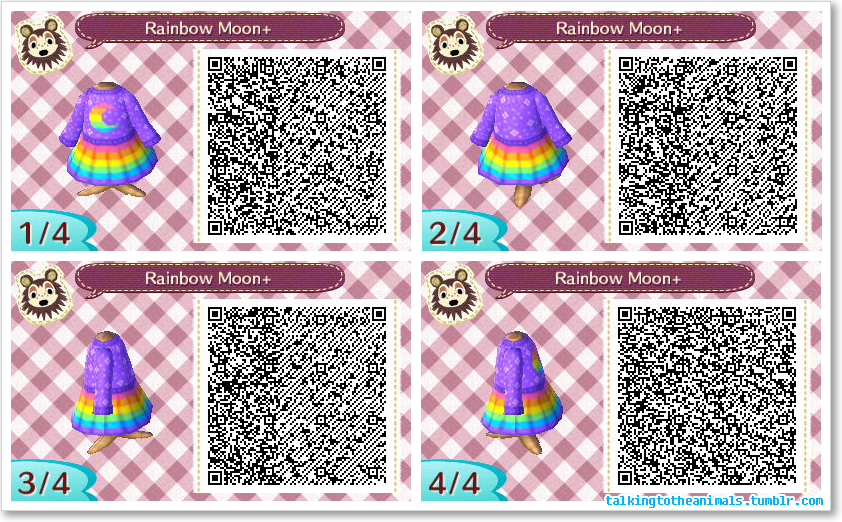A Collection Of Cute Qr Codes Animal Crossing Qr Animal Crossing Animal Crossing Qr Codes Clothes