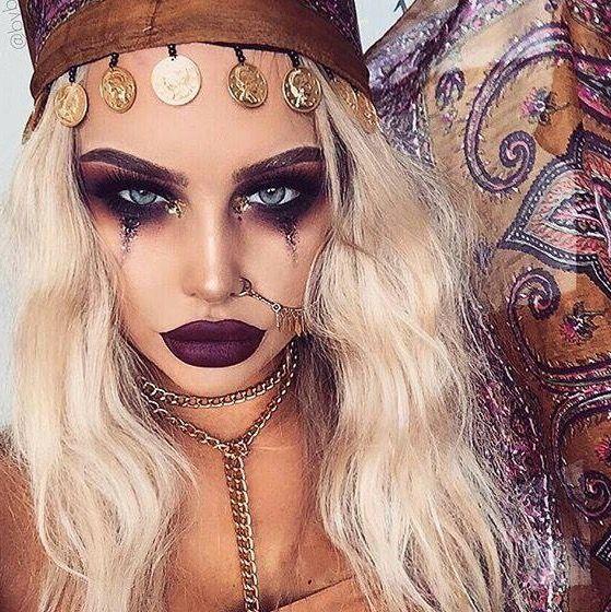 Pin de Laura Liana Campos Gomez en Mascaras Maquillaje
