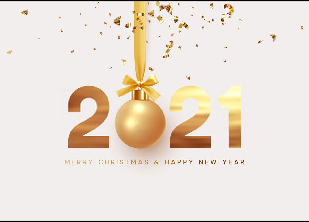 Stunning Happy New Year 2021 Wallpaper Holiday Gift Card Happy New Year Wallpaper Happy New Year Fireworks