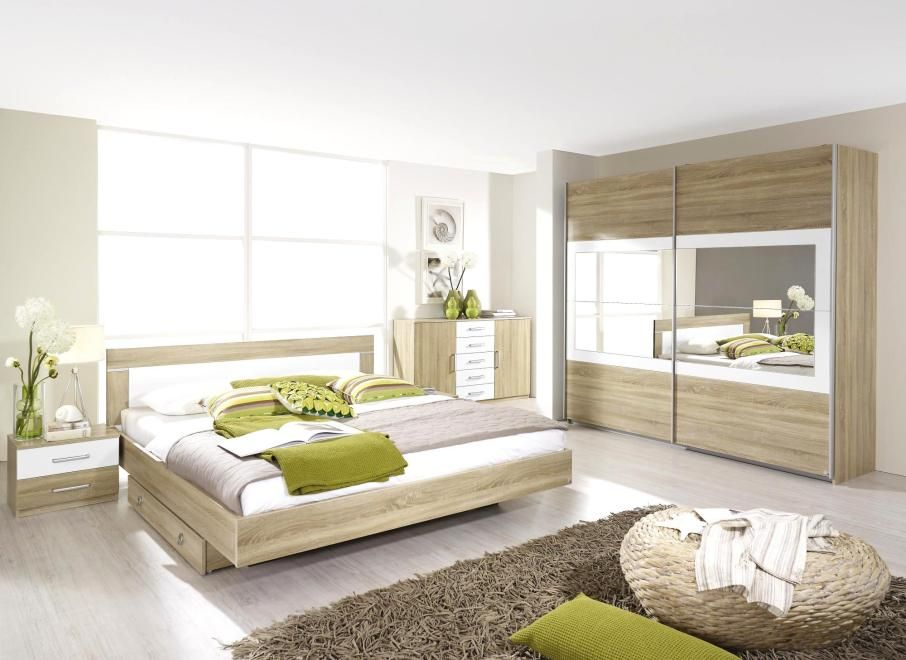 Awesome Decoration Chambre Meuble Blanc That You Must Know You Re