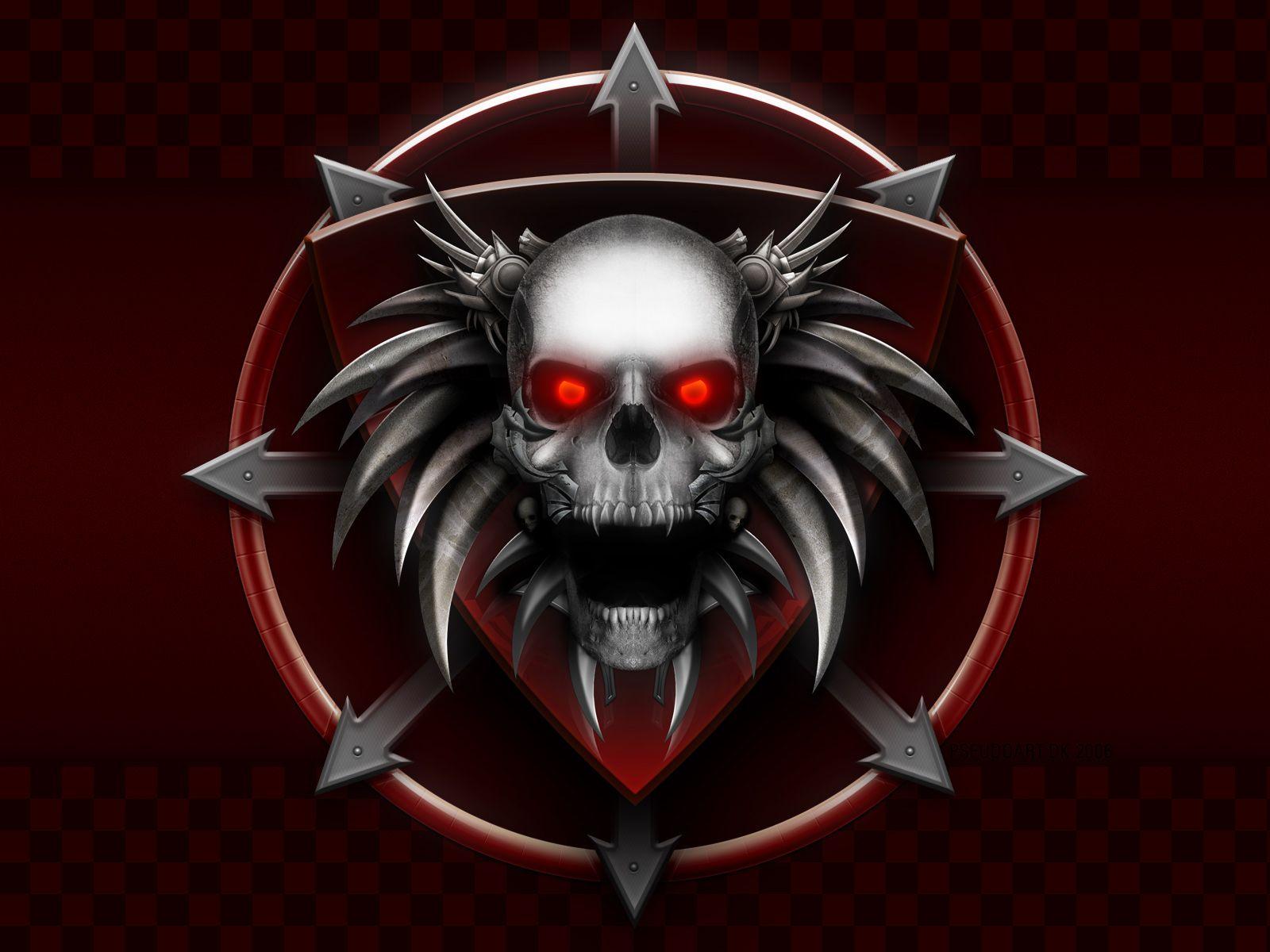 Skull Wallpapers Skull Wallpaper Black Skulls Wallpaper Skull Art