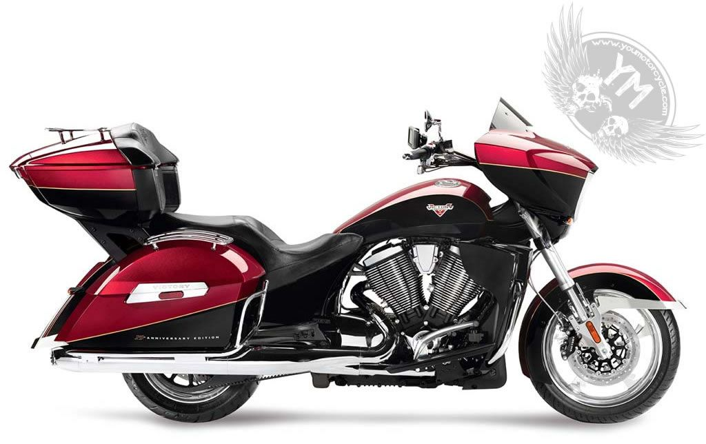 2013 Victory 15th Anniversary Cross Country Tour Limited Edition