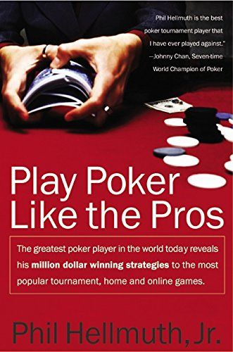 News Play Poker Like the Pros   buy now     $13.59 In Play Poker Like the Pros, poker master Phil Hellmuth, Jr., demonstrates exactly how to play and win -- even if you have nev... http://showbizlikes.com/play-poker-like-the-pros/