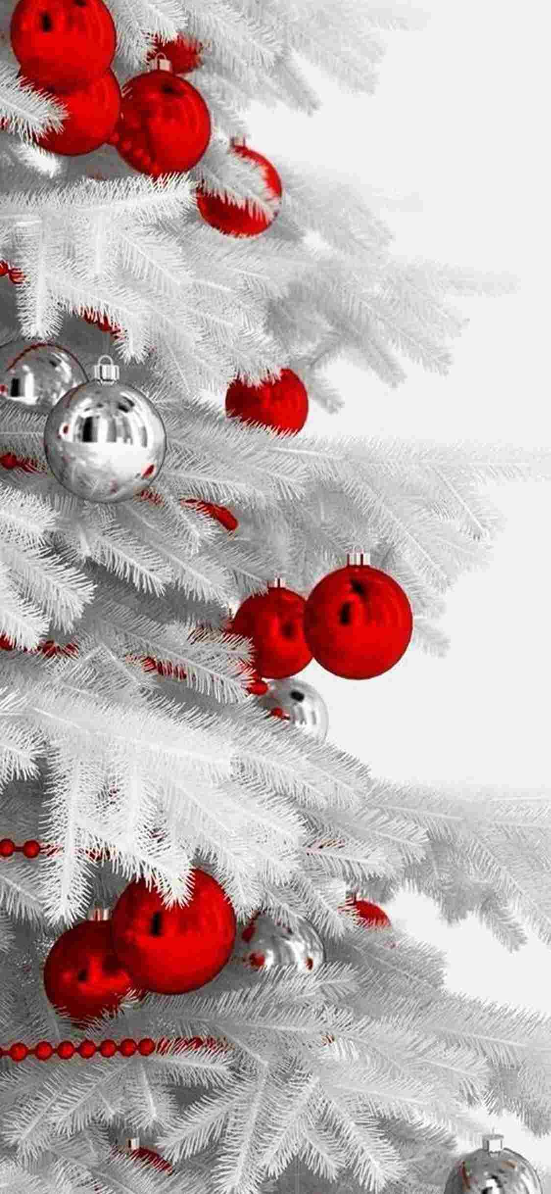 Iphone X Beautiful Wallpaper 1125 2436 Christmas Background Funmary Wallpaper Iphone Christmas Christmas Tree Wallpaper Christmas Wallpaper