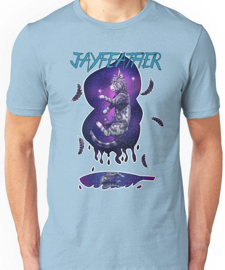 9e3f6d1c7 Jayfeather's Galaxy - Warrior Cats | Unisex T-Shirt | Products ...