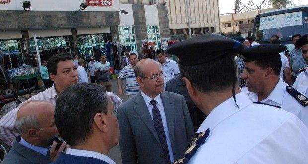 الجيزة ومشكلة الأكشاك والإستعداد للعيد | بوابة صعيد مصر الإخبارية