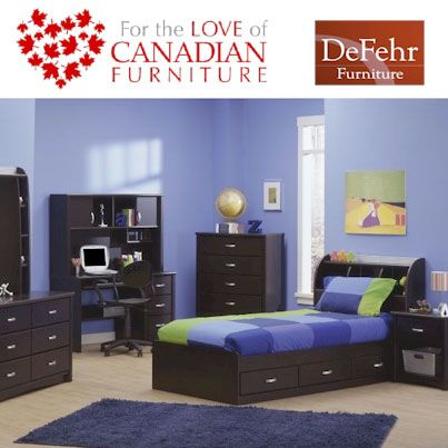 Our Top Selling Juvenile Bedroom Suite By Defehr Furniture This