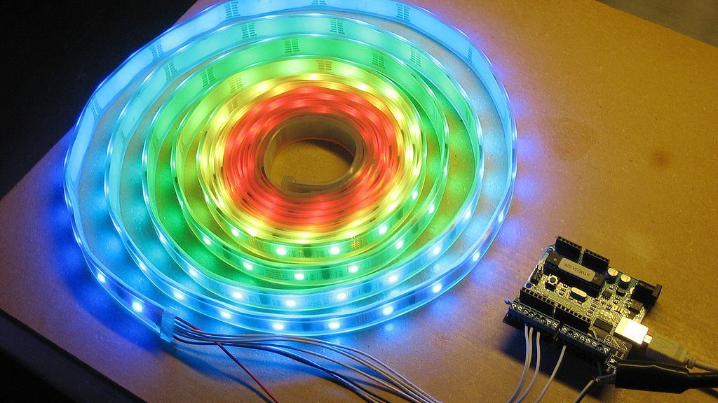 Today were going to explore the uses of led strip lightinga great today were going to explore the uses of led strip lightinga mozeypictures Images