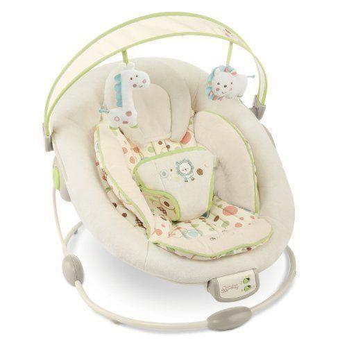 Transat Vibrant Bright Starts 7184 Baby Rockers Bouncer Baby Activity Chair Bright Starts