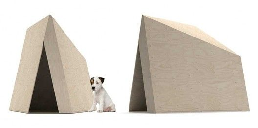 Zaha Hadid Architects Among 80 Designers To Create Dog Houses For