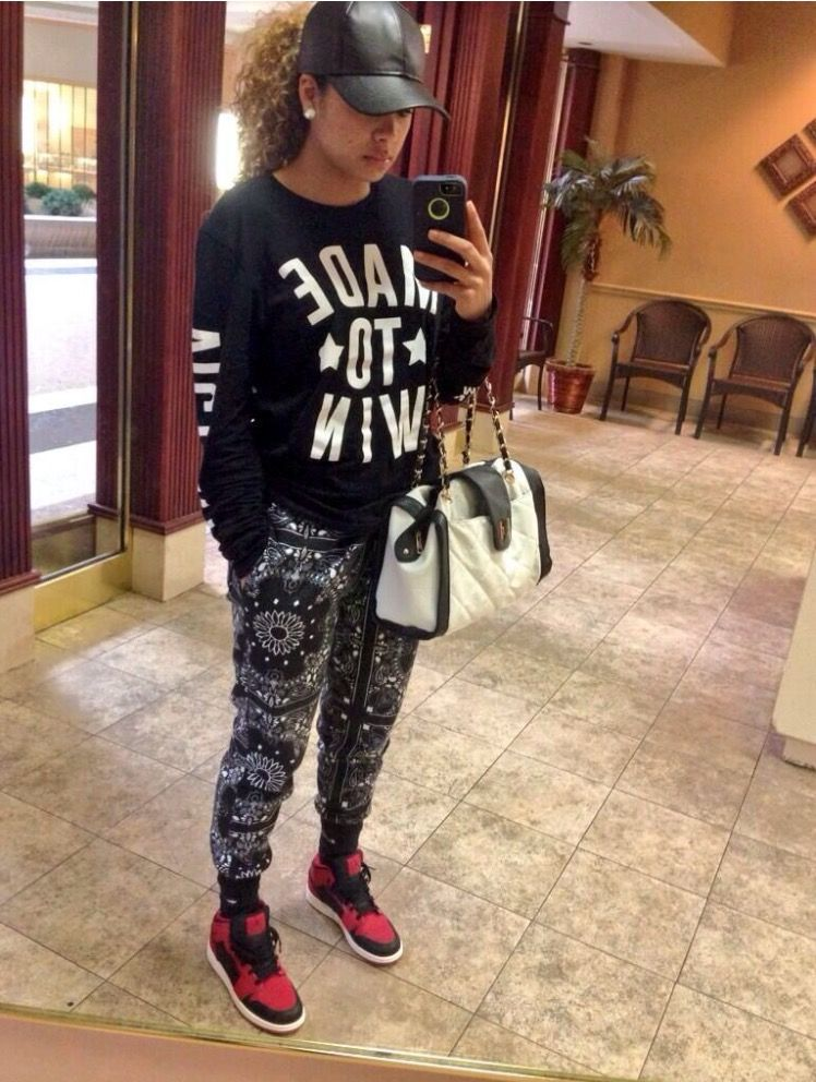 Girls · Nike OutfitsSwag OutfitsSchool OutfitsTomboy SwagTomboy StyleChill