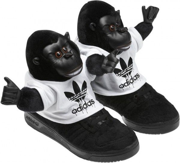 Fast Shipping To Buy Adidas X Jeremy Scott Gorilla Shoes Sale Online