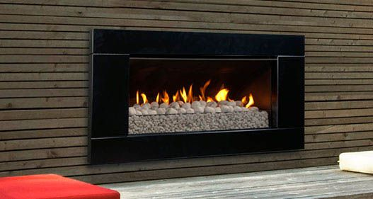 The Escea Outdoor Gas Fireplace Is An Open Gas Fire Designed For Quick  Convenient Heat At The Push Of A Button And Easy Installation With No Flue.