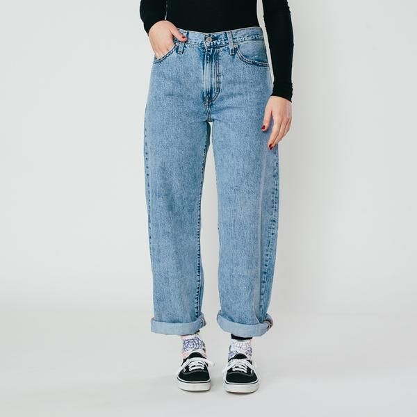 817b30a94de Levi's 90s Baggy Real World Black Jeans | Summer in 2019 | Jeans ...