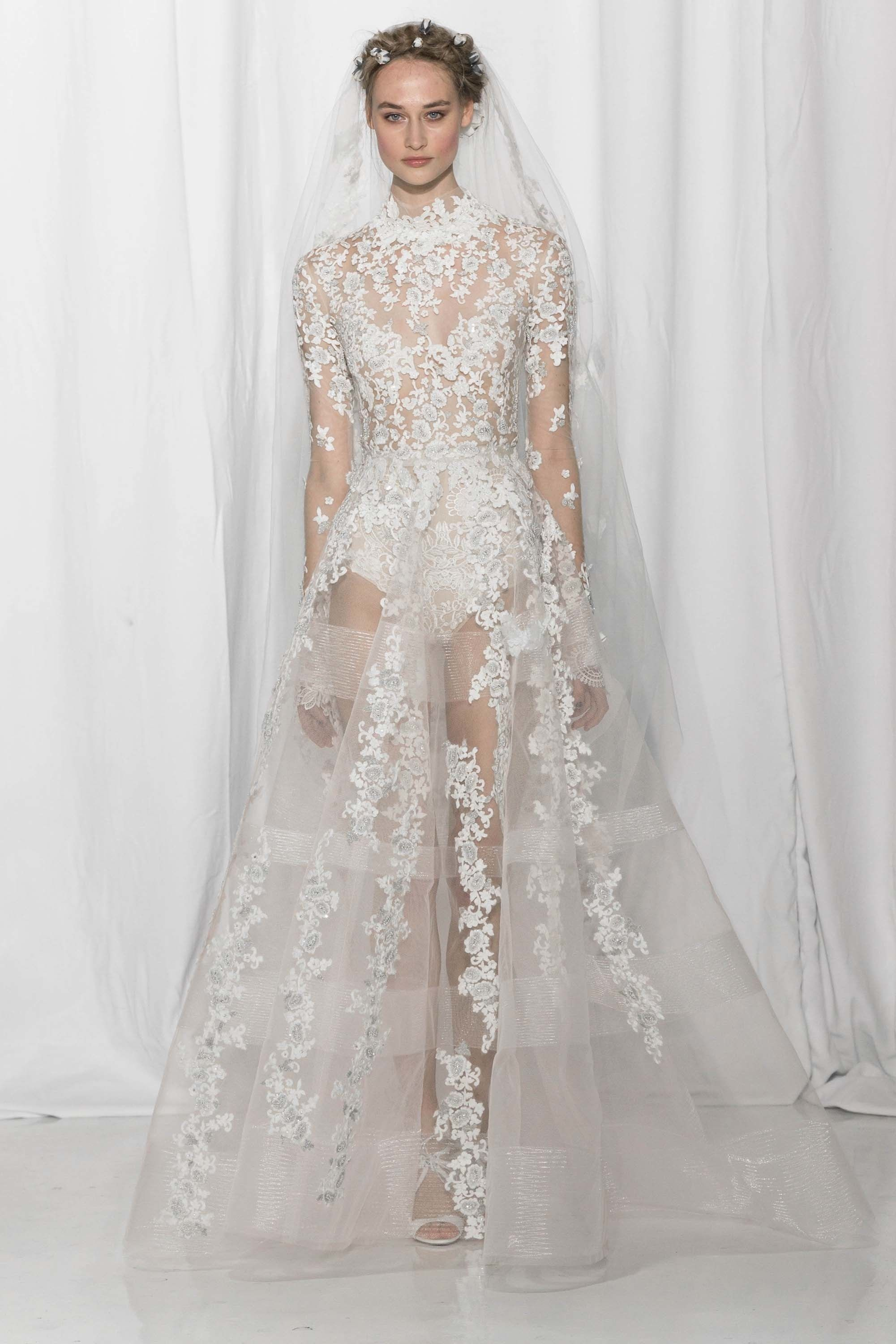 Cool  Wedding dresses Trends for a Gorgeous looking Bride