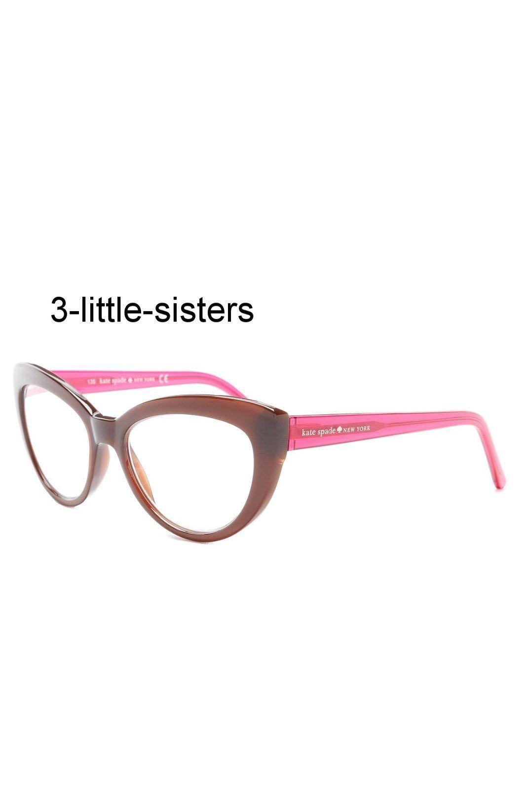0b584b5d7b8 Reading Glasses  New Kate Spade New York Kalena Cat Eye Reading Glasses  +1.00 Case