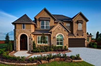 The 3,840-square-foot, five-bedroom Jasmine model in Houston ... on cream home, mint home, cypress home, victoria home, lucy home,
