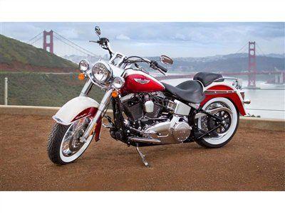 Harley-Davidson 2013 FLSTN Softail® Deluxe Motorcycle