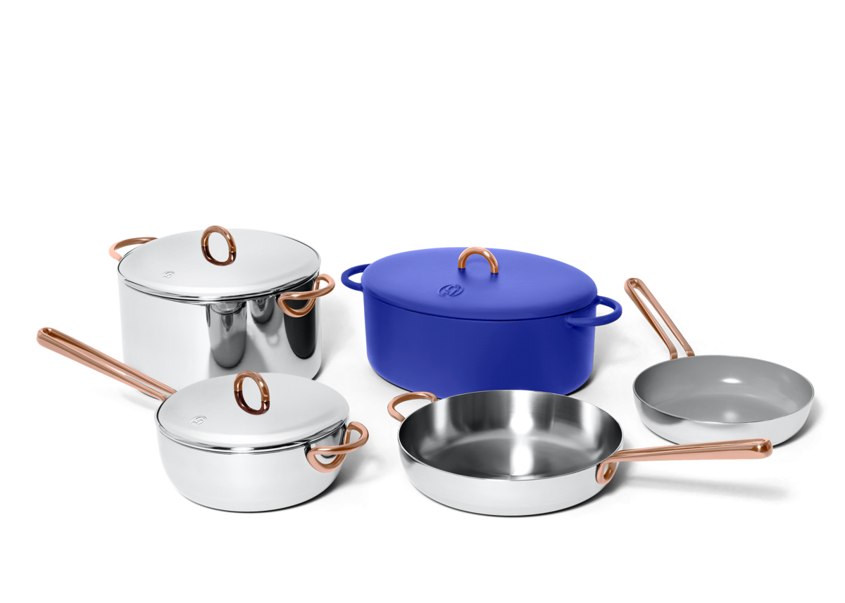 Family Style Cookware Set Cooking Photography Cooking Tools