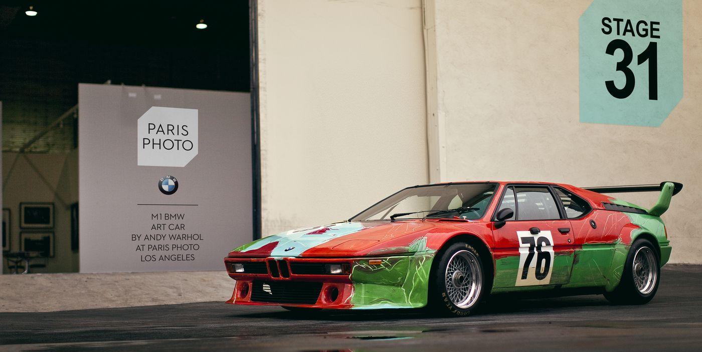 BMW M1 by Andy Warhol | Autonoble | Pinterest | Bmw m1, BMW and Cars