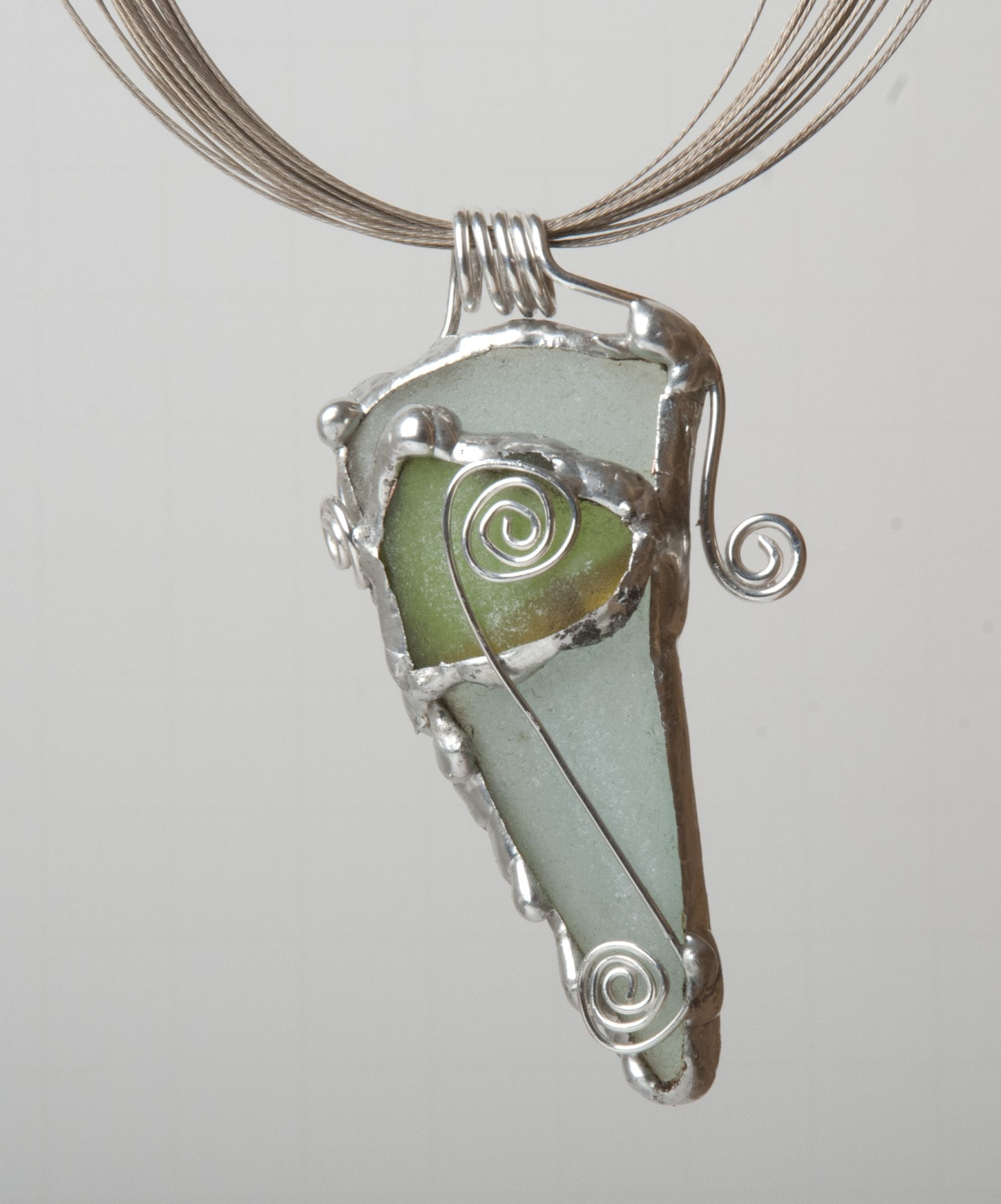 Try a Mixed-Media Approach to Jewelry Design | Soldering iron, Glass ...