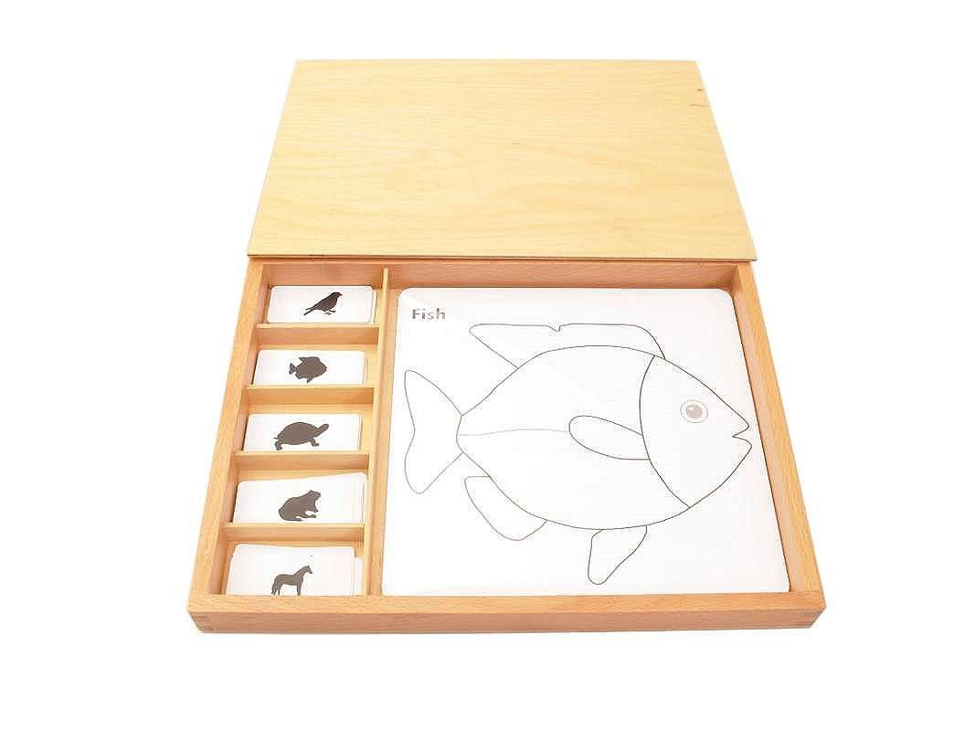 Animal Puzzles Activity Set