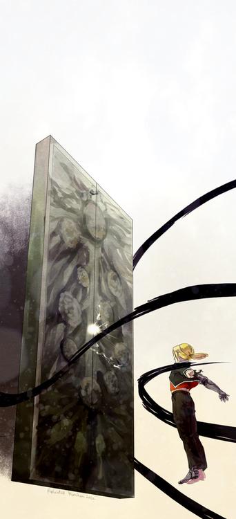 Door of Truth by ~replicated-marchen | Fullmetal alchemist ...