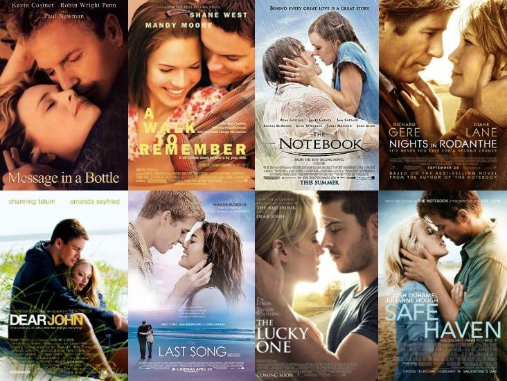 Safe Haven Tries Bold New Marketing Approach For Nicholas Sparks Movie Best Romantic Movies Good Comedy Movies Romance Movies Best