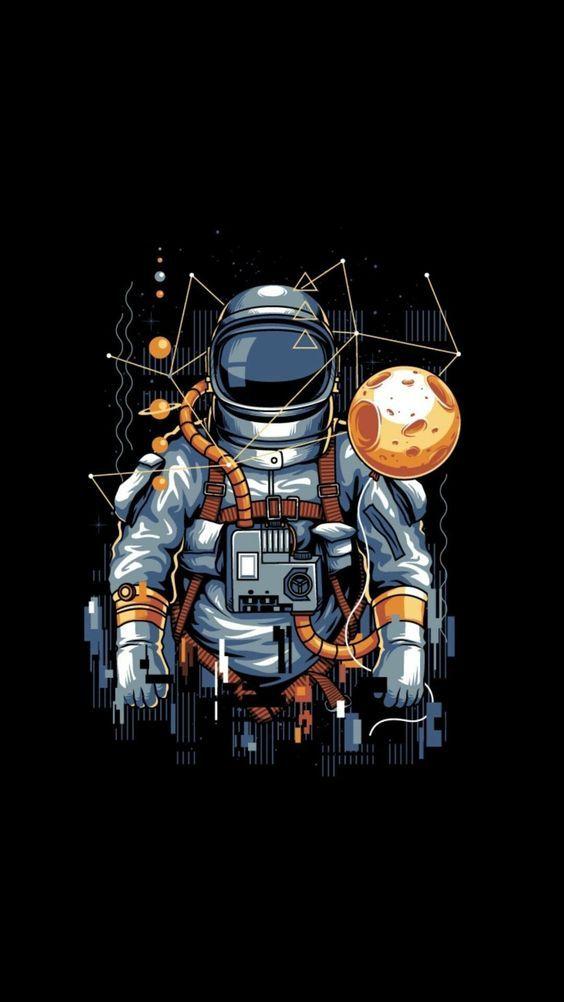 Astronaut Astronaut Wallpaper Astronaut Art Art Cool astronaut wallpapers hd