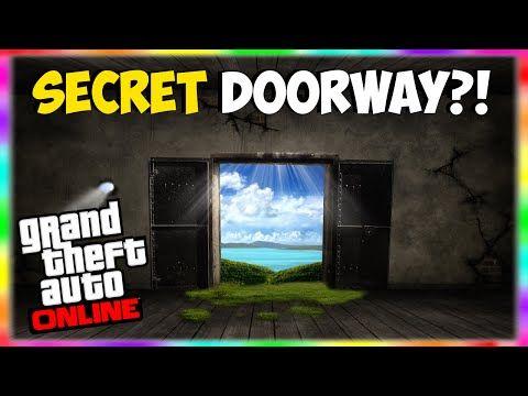 """GTA 5 Easter Egg: NEW Secret/Hidden Door Easter Egg! """"GTA 5 Secret & Hidden Mystery/Easter Eggs"""" - http://goo.gl/Rzb0b0"""