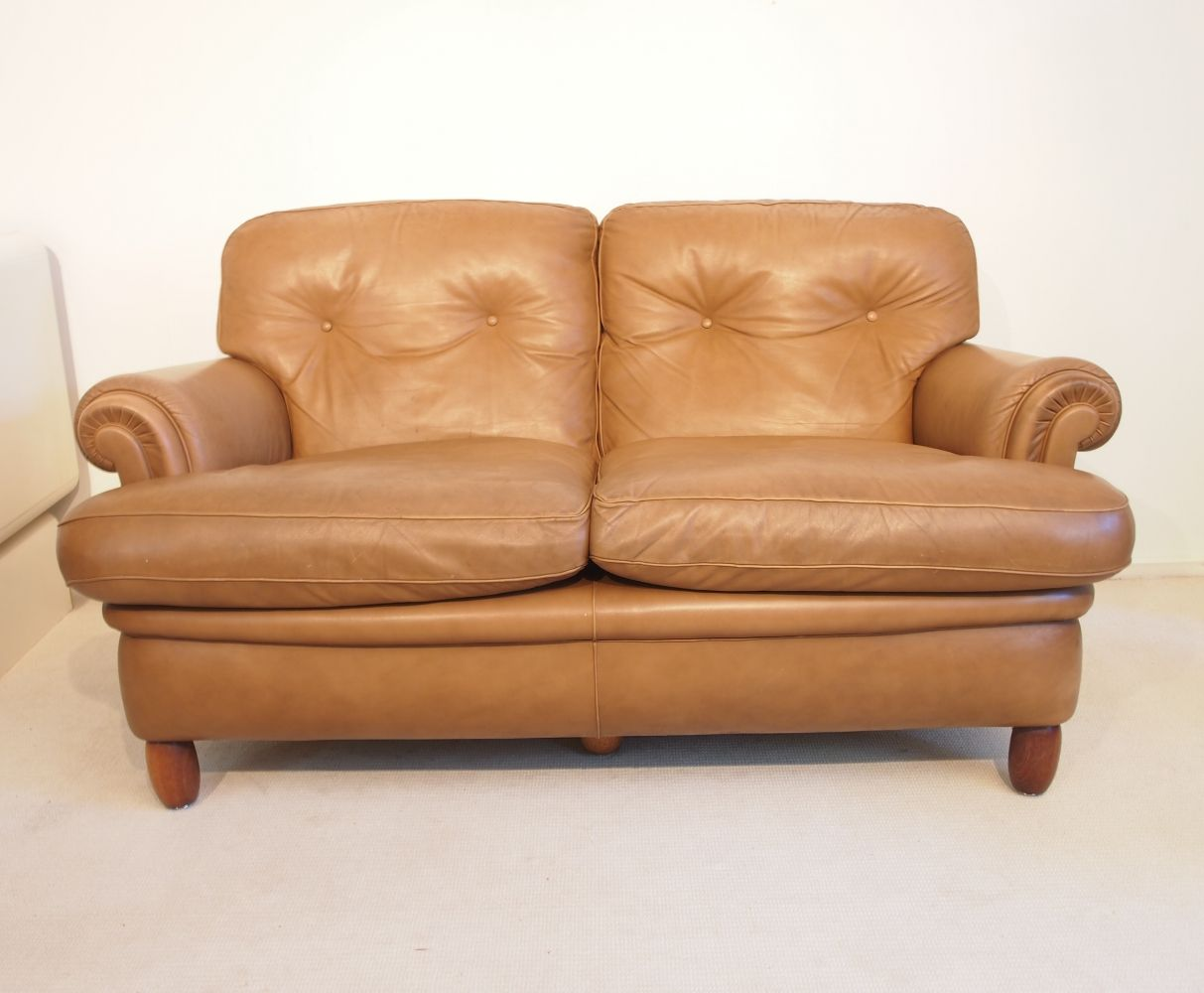 Pleasant For Sale Vintage Italian Design Leather Sofa By Poltrona Gmtry Best Dining Table And Chair Ideas Images Gmtryco