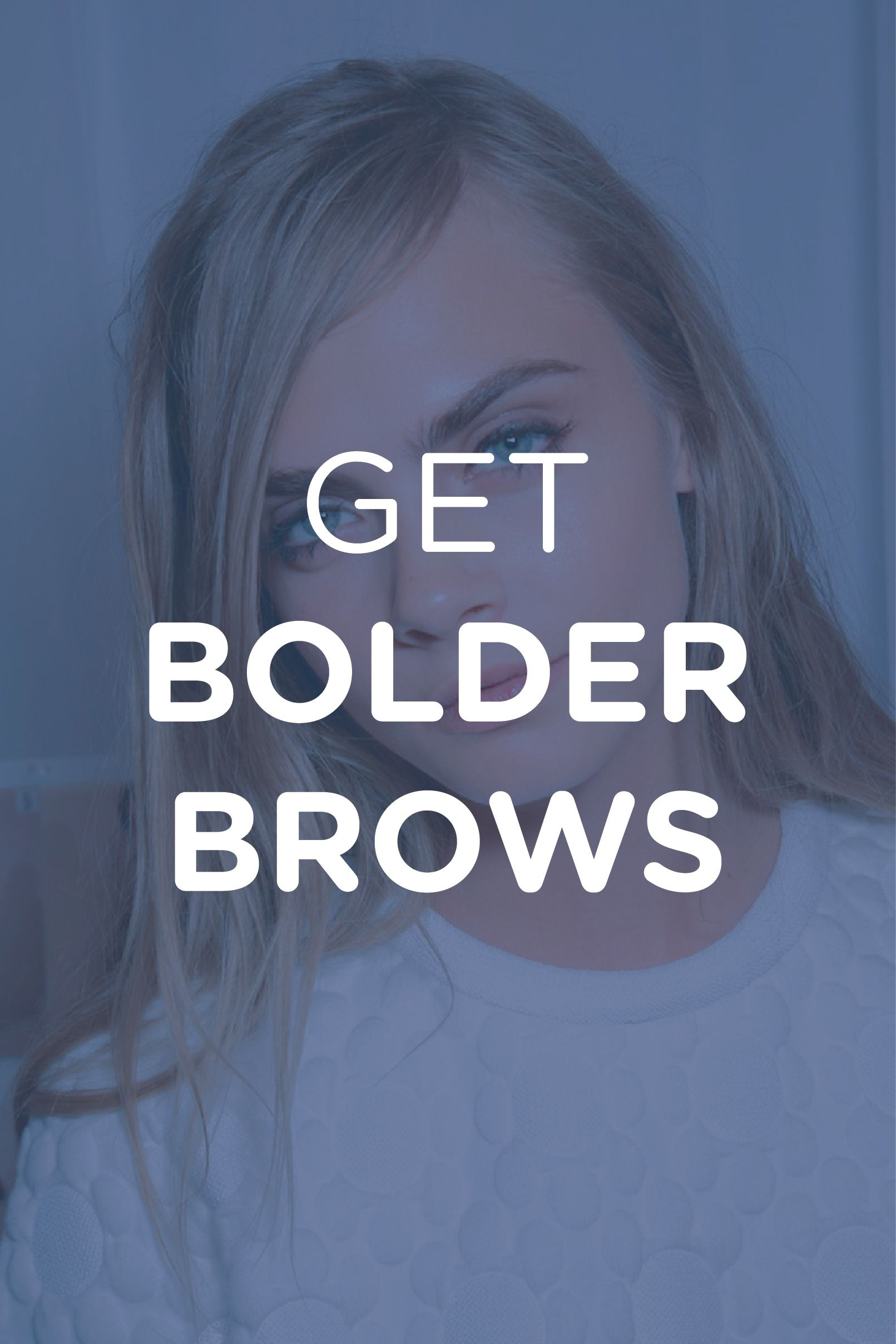 Fake It Until You Make It: BolderBrows