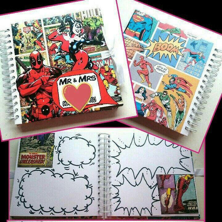 Matrimonio Tema Marvel : Personalised superhero marvel dc geek inspired themed